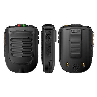 UNIWA BM001 Zello Walkie Talkie Handheld Wireless Bluetooth PTT Hand Microphone
