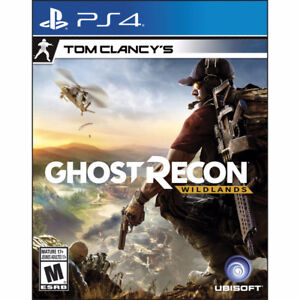 Ghost Recon Wildlands for the PS4