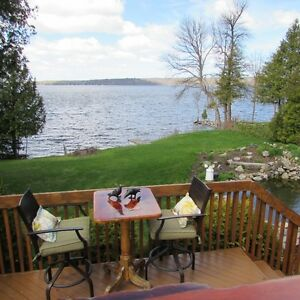 WATERFRONT HOME ON CROWE LAKE