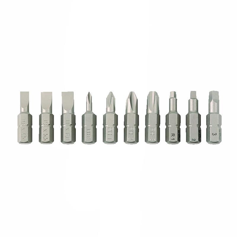 10 Piece Wiha 72595 Professional TORX Set