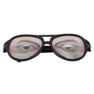 en Crazy Eye Specs Fancy Dress Party Glasses Decoration LA (Halloween-crazy Party)
