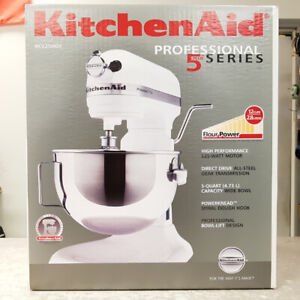 KitchenAid Pro 5+ Lift-Bowl 5QT Stand Mixer