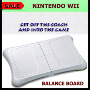 NINTENDO WII BALANCE BOARD - GREAT CONDITION