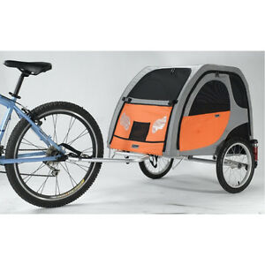 Bicycle Pet Trailer with Suspension