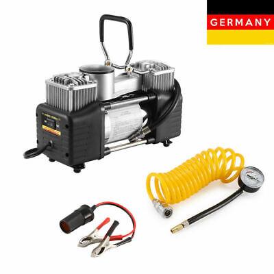 Mannesmann Mini Air Kompressor Luftkompressor Druckluft Auto Motorrad tragbare