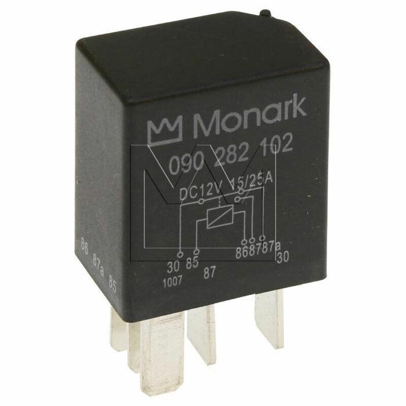 Glührelais Vorglührelais 7-polig 70 Ampere 12 Volt Zeitautomatik 443911261