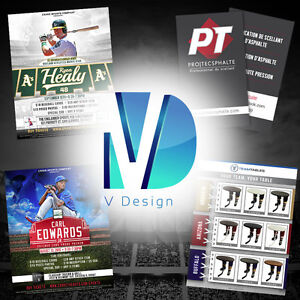 Graphic designer for logos, business cards and more!
