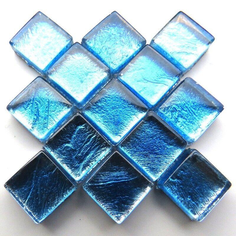 Felsbodenhering 20cm aluminio azul