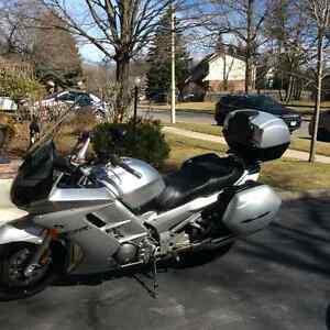 2004 FJR 1300 motorcycle