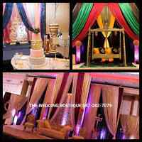 ☆☆☆FULL PACKAGE BANQUET HALL WEDDING BACKDROP PACKAGES ☆☆☆