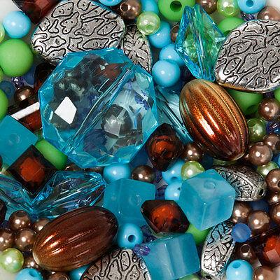 300 perlen Mix Schmuck Machen Basteln Verschiedene Farben mixen Perlenmix