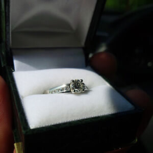 Engagement ring!