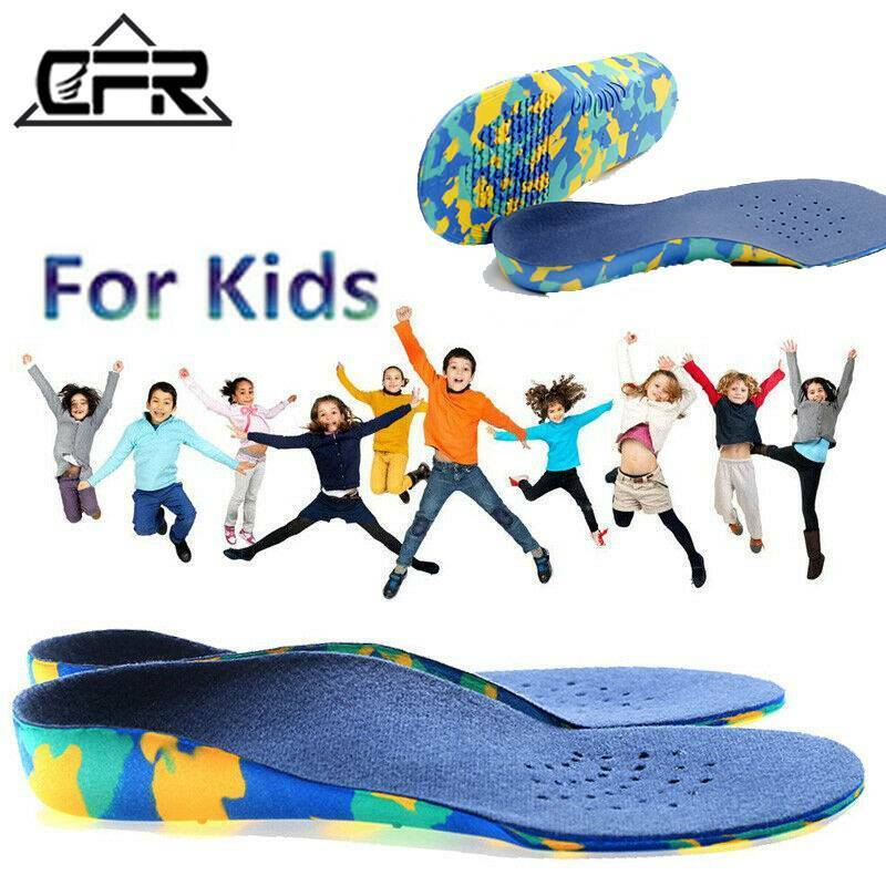 Orthotic Arch Support Shoes Insoles Insert Pad For Kids With