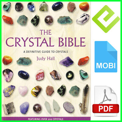 The Crystal Bible:A Definitive Guide to Crystals by Judy Hall edition [ɛb00k]✔️