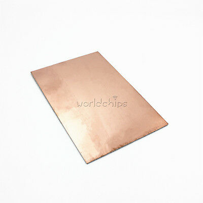 1510pcs Fr4 1.5mm Thickness Double Pcb Copper Clad Laminate Board 1015cm