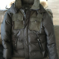 Markage classic winter down jacket