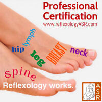 Charlottetown Foot Reflexology Professional Certification Course