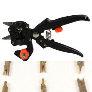 Garden Tree Nursery Grafting Pruning Pruner Knife Shears Cutting Tool Kit