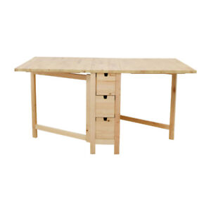 Dining Table - Ikea Norden Birch