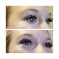 EYELASH EXTENSIONS - Barrhaven/Nepean Area