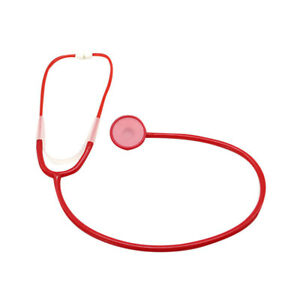 Kids Children Pretend Play Nurse Doctor Stethoscope Mini Medical Toy Random