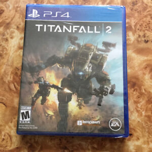Titanfall 2 PS4 Brand New Factory Sealed Sony Playstation 4