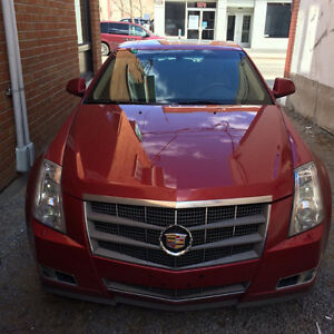 2008 Cadillac CTS Berline