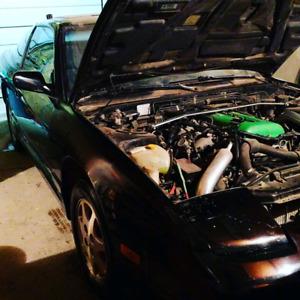 1991 Nissan 240SX Hatchback SR20DET