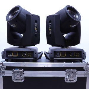 Solaris Hitman X2 230W Moving Head Beams