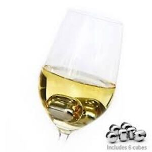 White Wine Chillers - Great Christmas Gift - Brand New in Velvet Cambridge Kitchener Area image 6