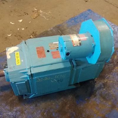 Reliance Fr. B2510atz 120v 17501950rpm 15hp Super Rpm Dc Motor 1ka579662- K