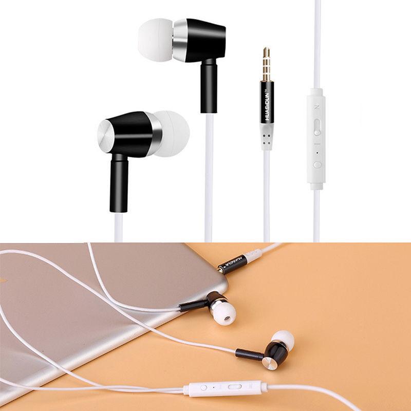 3.5mm In-ear Glow In The Dark Headset