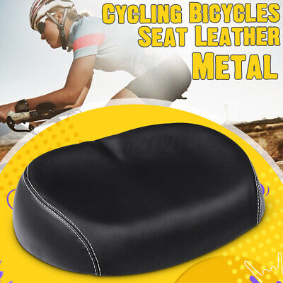 US Comfort Extra Wide Big Bum Bicycle Cycling Cruiser Bike S
