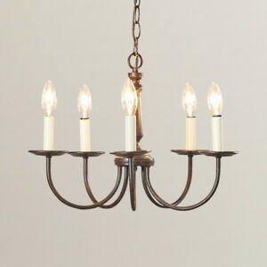 Rudolph 5-Light Mini Chandelier