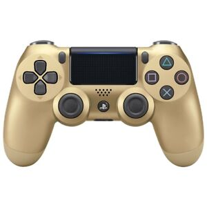 PlayStation 4 DualShock 4 Wireless Controller -Gold (NEW)