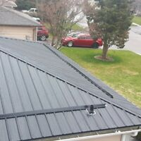 In Need Of A New STEEL Roof!, Soffit or Fascia!? Then Call Us!