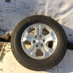 Brand new rims and tires Strathcona County Edmonton Area image 1