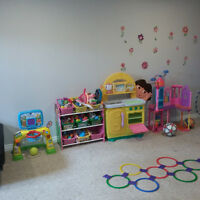 Morinville Sunshine Dayhome offering great day care services