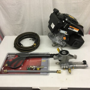 Laveuse Pression 6 Hp NEUF/NEW Pressure Washer Kit