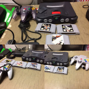 NINTENDO 64 BUNDLES DONT MISS GREAT DEAL GET YOUR N64 NOW