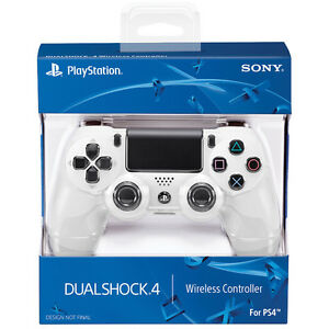 Selling brand new PS4 Glacier white controller
