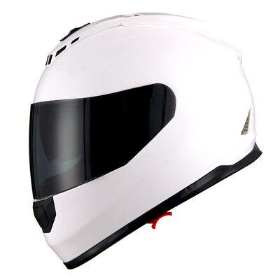 Monsters Helmet (1Storm DOT Motorcycle Full Face Helmet Dual Lens Sun Visor Monster Glossy)
