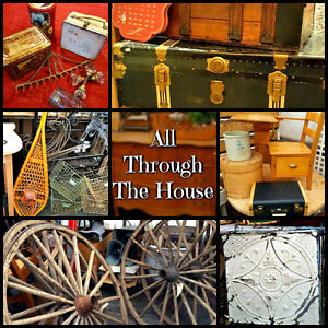 Reclaimed, Oil & Gas, Records, Jewelry, Video Games, Antiques...