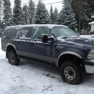 2005 Ford Excursion Prince George British Columbia image 1