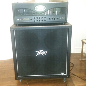Peavey 3120 Amp and Cabinet
