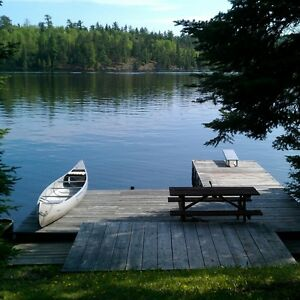 Peace and Tranquility on sought after Lac Lu near Kenora