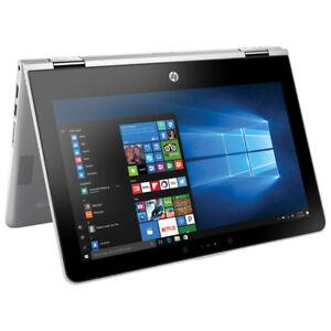 "hp 11.6"" Convertible Tablet Laptop Bang & Olfusen sound Window10"