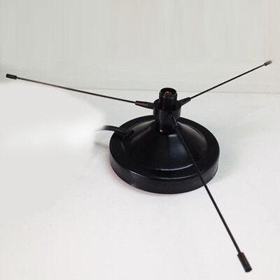 RE-02 Mobile antenne boden Für KENWOOD MOTOROLA Car Radio UHF-F 10-1300MHz Uhf Mobile Antenne