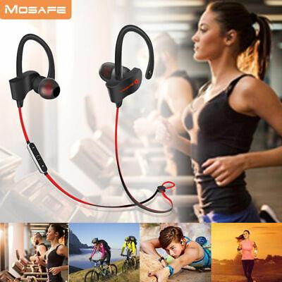 Wireless Running Sports Headphones Headset Stereo in Ear Earphone