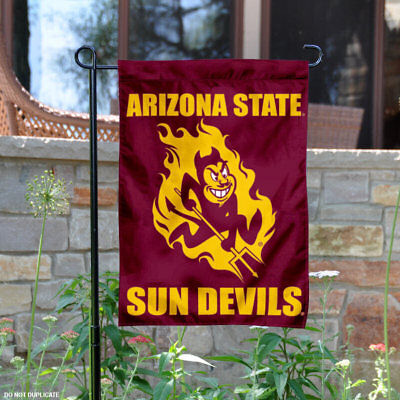 Arizona State University Garden Flag and Yard Banner